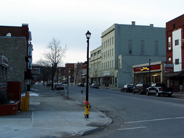 Downtown Herkimer