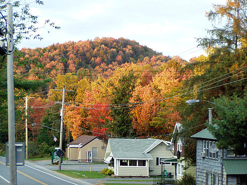 Route 28 in Fall