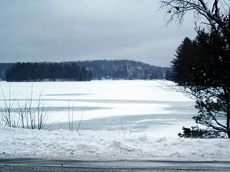 NY Route 28: Central Adirondack Trail: Woodgate & White Lake